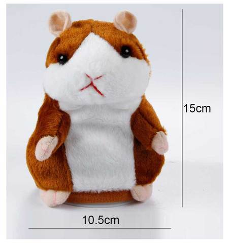 Gifts - Talking Sassy Hamster