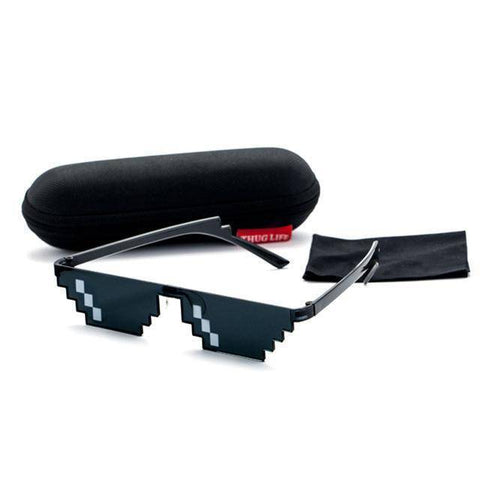 "Image of Gifts - ""Thug Life"" Pixel Limited Edition Sunglasses"