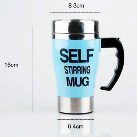 Kitchen - Deluxe Self Stirring Mug