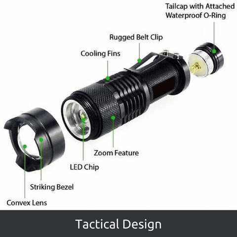 Image of Outdoors - Elite Tactical Flashlight