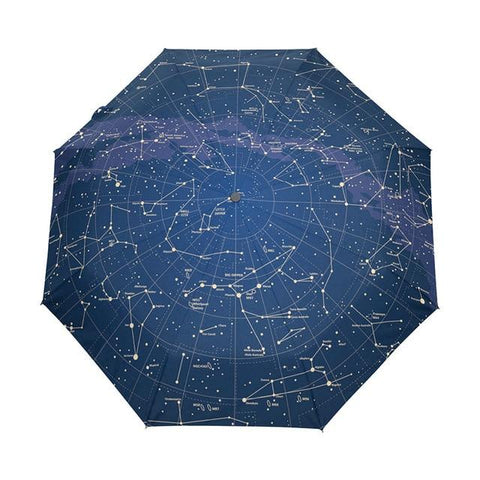 Outdoors - Star Map Umbrella