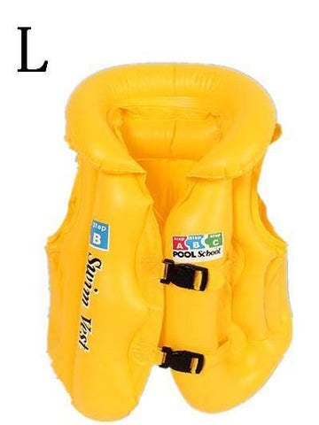 Pool Floats - Adjustable Inflatable Flotation / Life Jackets