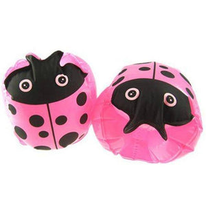 Child's Ladybird Armbands Inflatable Pool Float (pair)
