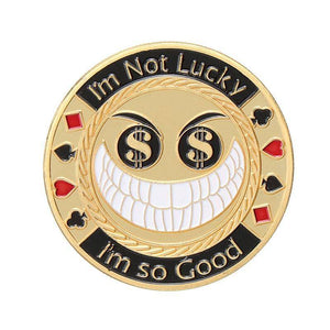 Sporting Accessories - I'm So Good Poker Card Protector