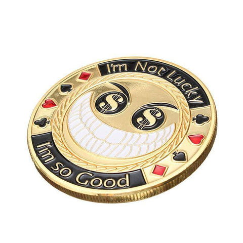 Image of Sporting Accessories - I'm So Good Poker Card Protector