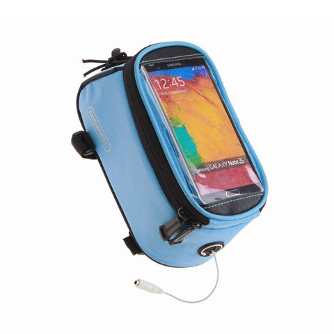 Sporting Accessories - Waterproof Cycling Crossbar Holder With Touch Screen Window