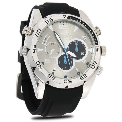 Image of Technology - Hidden Camera Spy Wrist Watch (8GB, HD 1080P)