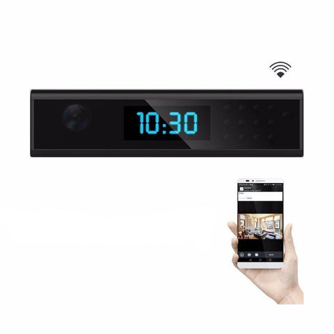 Image of Technology - Wide Hidden Camera Clock