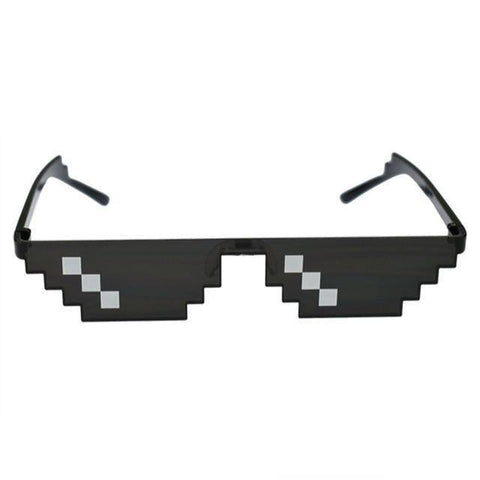 "Image of Unisex Clothing - ""Thug Life"" Pixel Limited Edition Sunglasses"