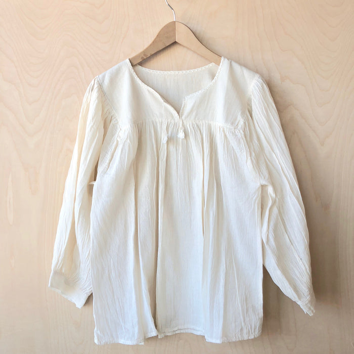 Kin and Kind Handwoven Blusa