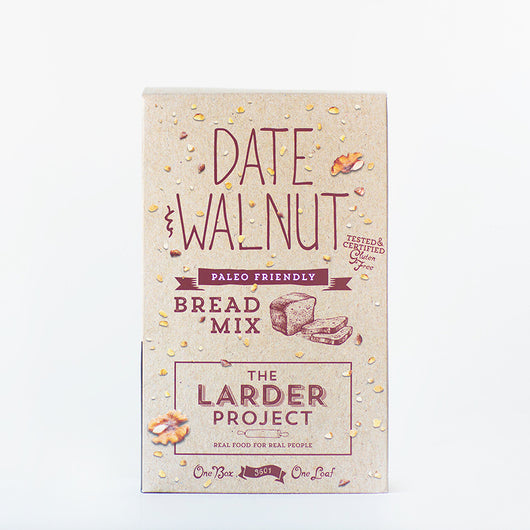 Date & Walnut Bread Mix