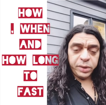 How , when And How long To Fast