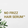 No Frizz hair serum™
