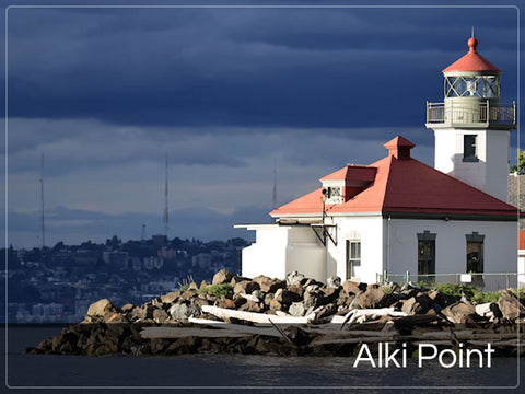 Alki Point - PNW Life Featured Image