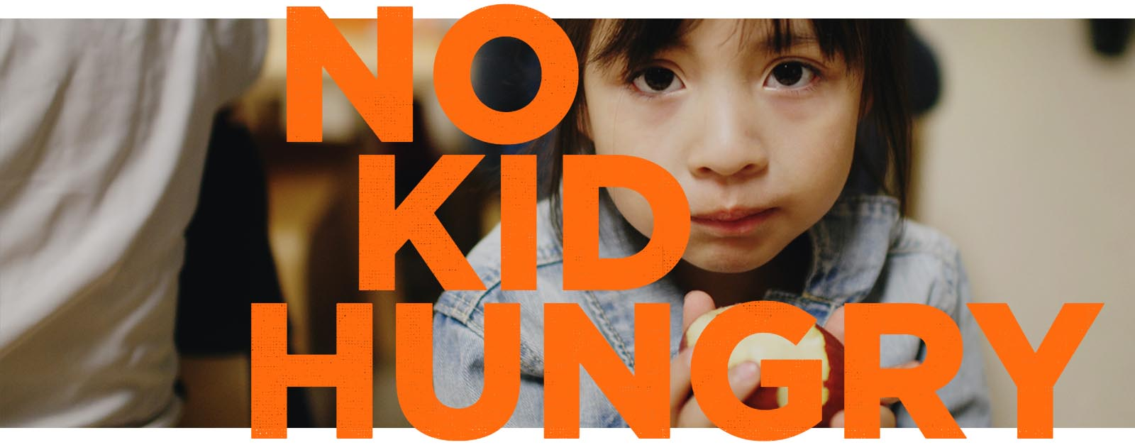 No Kid Hungry Banner Image
