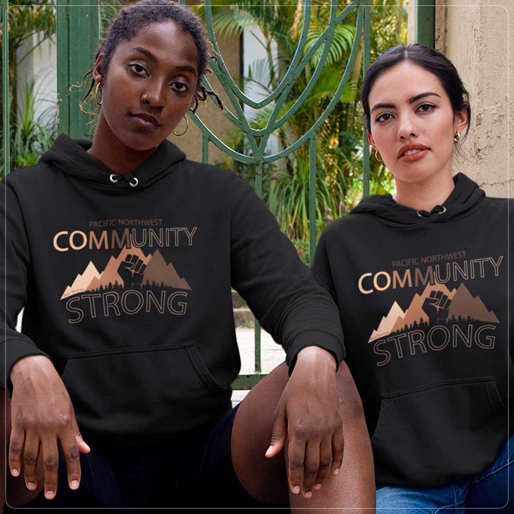 Community Strong Menu Image