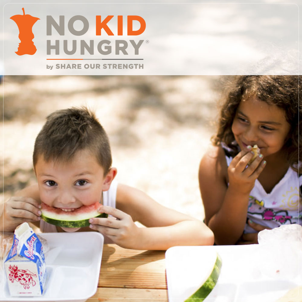 No Kid Hungry - PNW Journey Donations