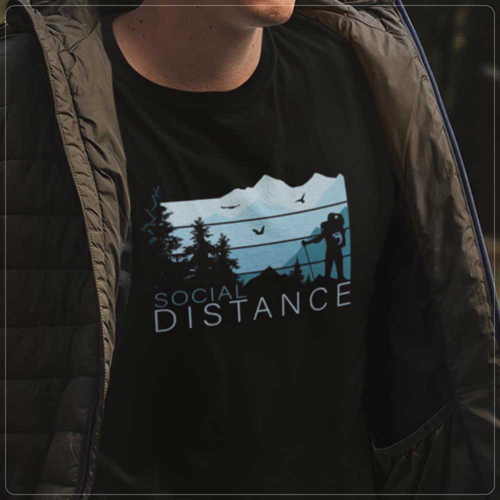 Northwest Social Distance Menu Image
