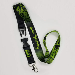 "PNW Journey 21"" Forest Lanyard"
