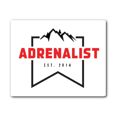 Stickers - Adrenalist Logo Sticker