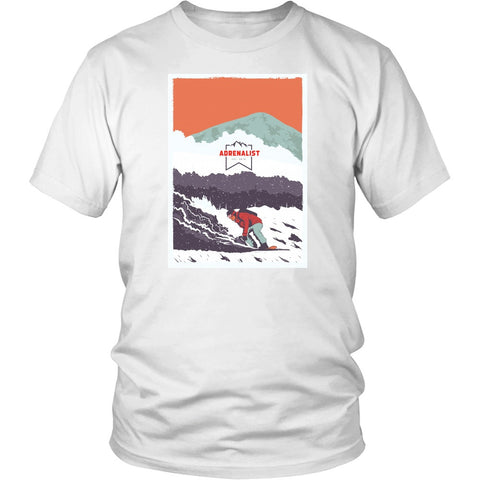 T-shirt - Adrenalist Boarder Tee