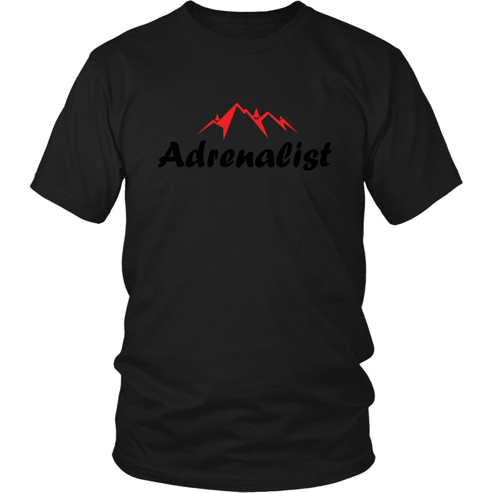 T-shirt - Adrenalist Mountains Tee