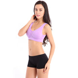 Professional Sports Vest Seamless Sports Bra