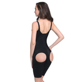 Clip and Zip Full Body Shaper - waistshaper