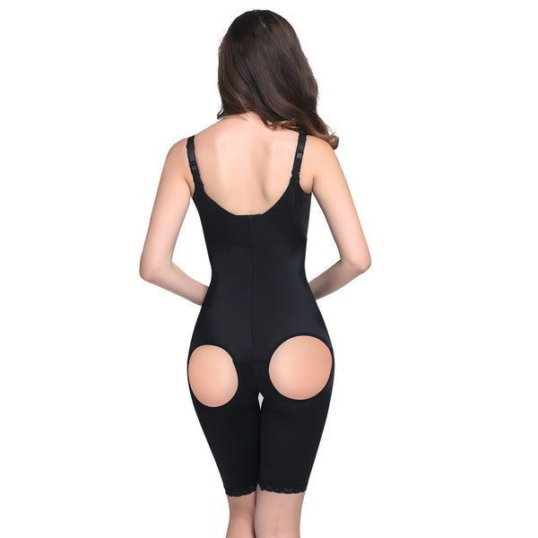 Clip and Zip Full Body Shaper