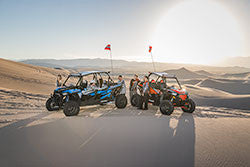 Polaris Reveals New 2018 RZR Line UP