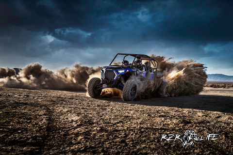 POLARIS® RZR UNVEILS THE NASTIEST FOUR-SEATER EVER, MEET THE RZR® XP 4 TURBO S