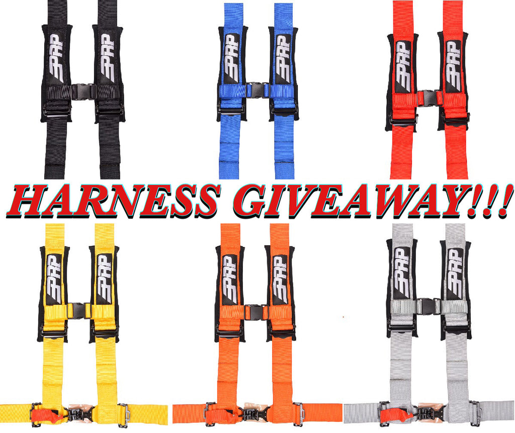 Harness Giveaway!
