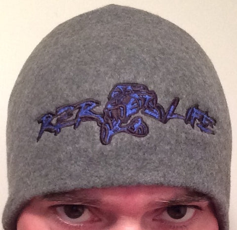 RZR LIFE Fleece Beanie - Blue