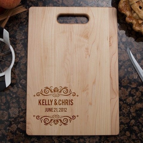 Together Cutting Board