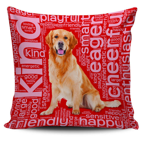 Image of Retriever Pillowcase