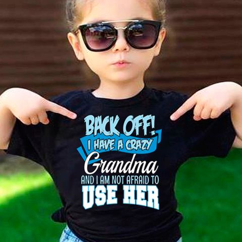 Image of Back Off (Grandma)