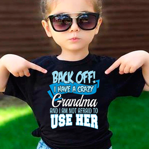 Back Off (Grandma)