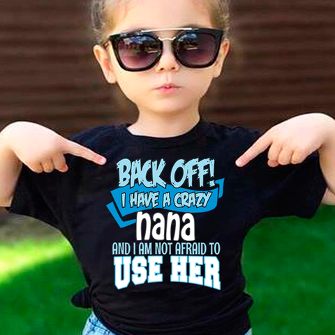 Image of Back Off (Nana's Edition)
