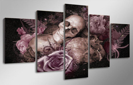 Limited Edition Skull N Roses - Lot 33