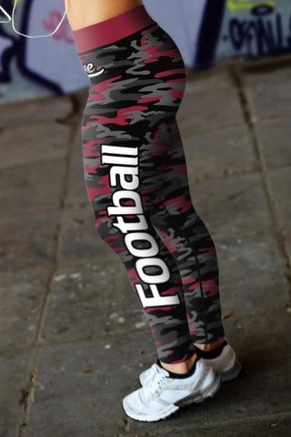 Image of Arizona Football Camo Leggings