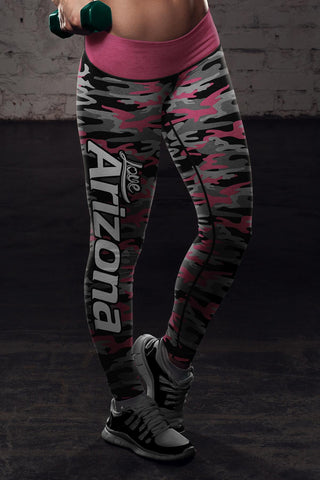 Arizona Football Camo Leggings
