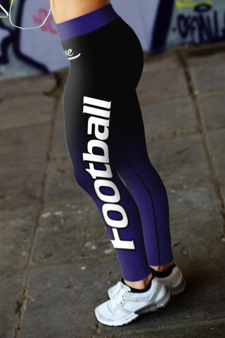 Image of Baltimore Football Classic Leggings