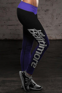 Baltimore Football Classic Leggings