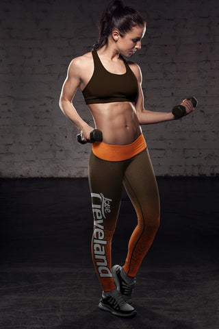 Image of Cleveland Football Classic Leggings
