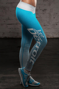 Detroit Football Classic Leggings