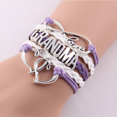 Image of ETERNAL LOVE Grandma Bracelet