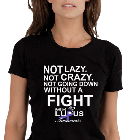 NOT Lazy, NOT Crazy