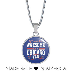 Awesome Chicago Cubs Fan Jewelry
