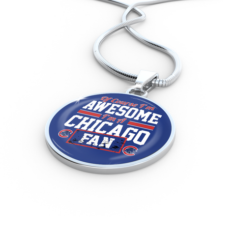 Image of Awesome Chicago Cubs Fan Jewelry
