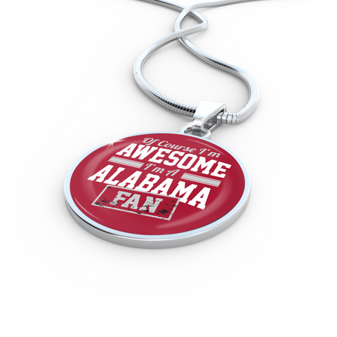 Image of Awesome Alabama Fan Jewelry